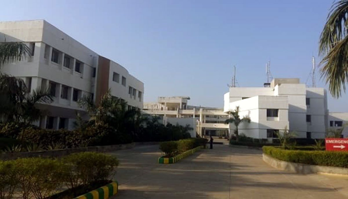 Goenka Research Institute of Dental Sciences, Gandhinagar