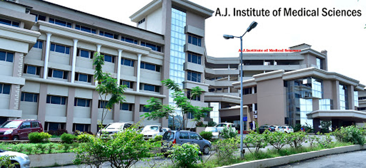 A J Institute of Medical Sciences & Research Centre, Mangalore