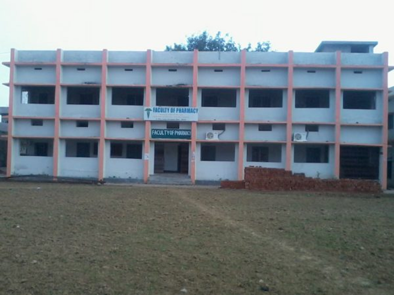 Faculty of Pharmacy Sachchidanand Sinha College