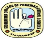 K.V.S.R. Siddharatha College of, Pharmaceutical Sciences,