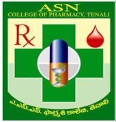 Sri Vasavi Institute of Pharmaceutical Science