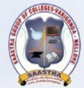 Saastra College of Pharmaceutical Education & Research, Varigonda